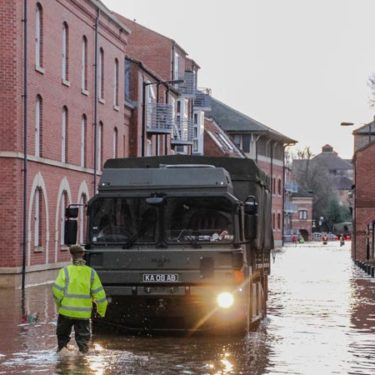 Insurers count weather losses for 'active' January