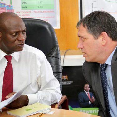 Israeli firm to guard Kenya's oil as US border patrol deal wavers