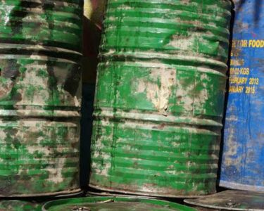 Oil price drop hangs over heads of central African states as major risk