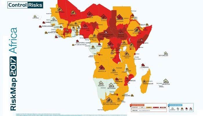 Africa needs global support to reduce terror risk   Commercial Risk