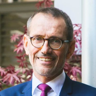 Ferma announces that past president Jo Willaert has died