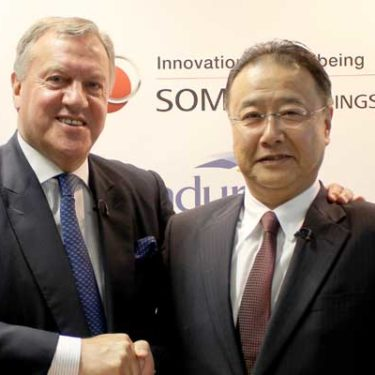Sompo to create European base in Luxembourg as expansion plans pick up pace