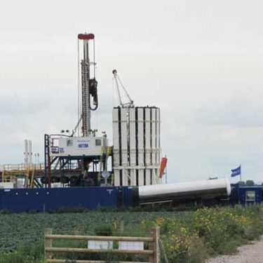 Insurers urged to address emerging fracking risks