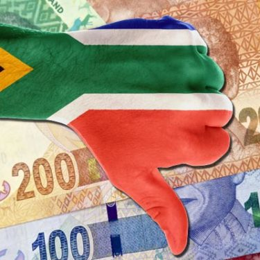 Double blow for South Africa as downgrades continue