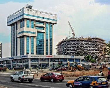 Ghana on upward trajectory