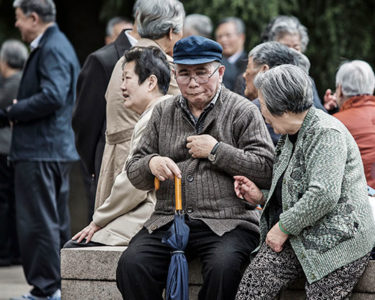 IMF report highlights Asia's ageing crisis