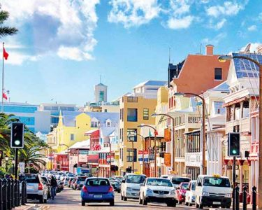 Weaker profits for Bermuda-based companies despite shift from reinsurance to insurance