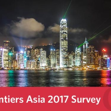 CRAsia launches Risk Frontiers Asia 2017 online survey