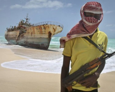 Piracy attacks increase in first quarter 2017