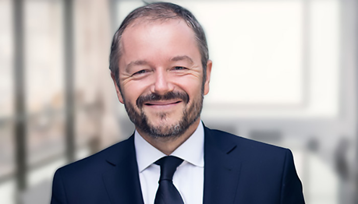 Franck Baron, group deputy director of risk management and insurance at International SOS, and chairman of Parima
