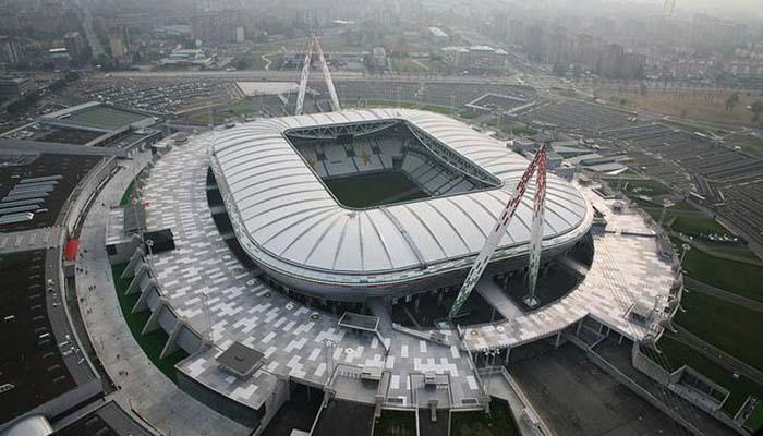 stadion juventus turin