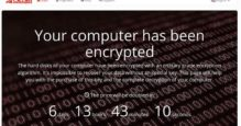 Beware ransomware: the threat continues