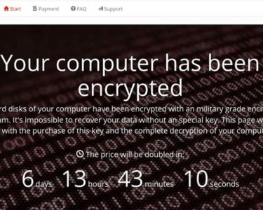 New Petya virus holds corporate networks to ransom