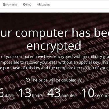 Close to $200bn at risk from global ransomware attack