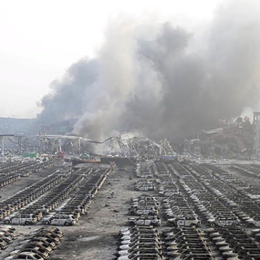 More than $1.2bn paid to date for Tianjin claims, says CIRC