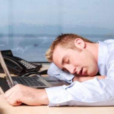 Sleep deprivation causing risks at work