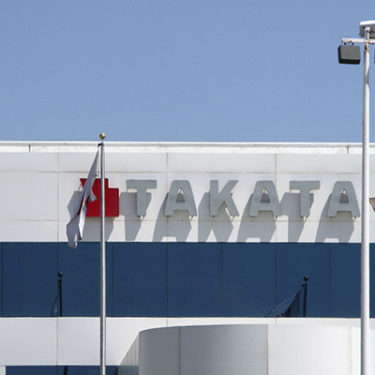 Takata fights liability claims in US bankruptcy court