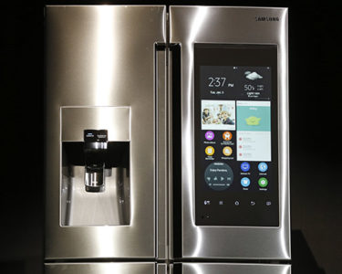 Internet-enabled home appliances should carry cybersecurity warnings, says UK police chief