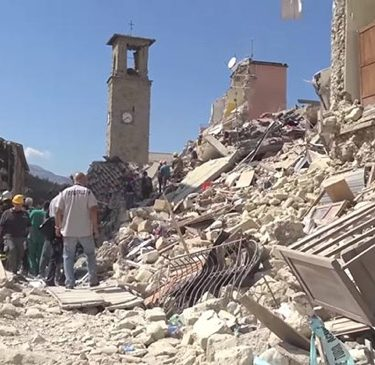 Losses from last August's Italian earthquake rise to €108m: PERILS