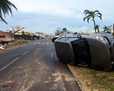 Bermuda's insurance industry foots 25% of hurricane bill