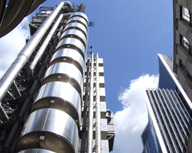 Lloyd's eyes captive platform idea