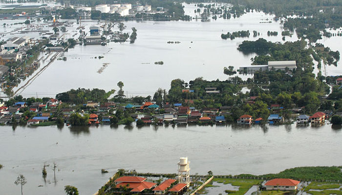 South Asian Flood Disaster Exposes The Protection Gap