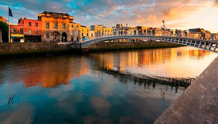 Dublin-Hapenny-Bridge