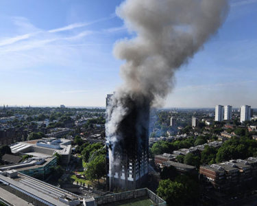 PI rates sent sky-high in wake of Grenfell fire: Reuters