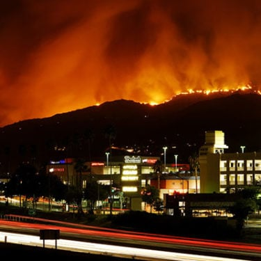 AIR's California wildfires estimate increases four-fold