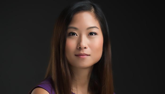 Parima executive director Stacey Huang