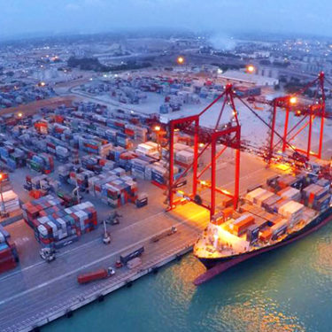African ports underdeveloped and inefficient