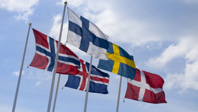 Nordic-countries-flags