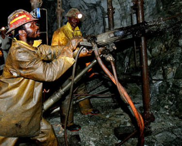 Confusion as South African mines return to 50% production