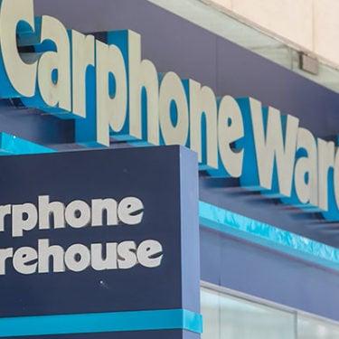 UK regulator slaps Carphone Warehouse with large cyber breach fine