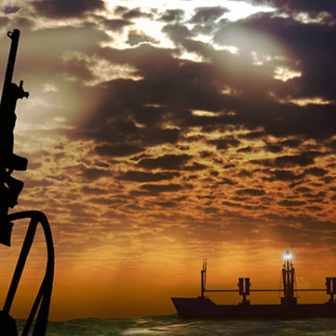 EU, China and the US urged to reduce piracy risk in the Gulf of Guinea