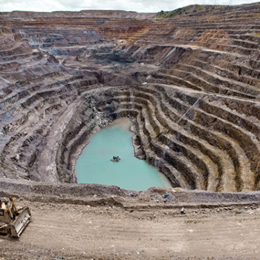 UK government presses for Africa mining investments