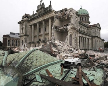 Insurers still facing claims from 2010 NZ quakes