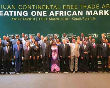 Africa set to be biggest trade bloc in the world