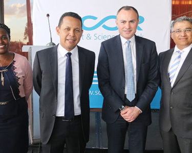 Scor opens up for business in east Africa with Nairobi launch