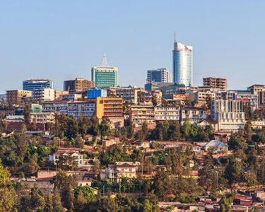 International trade links with Rwanda growing fast