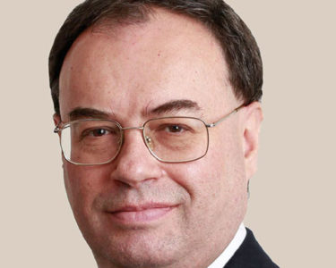 EU holding UK to higher standards on equivalence, says BoE's Andrew Bailey