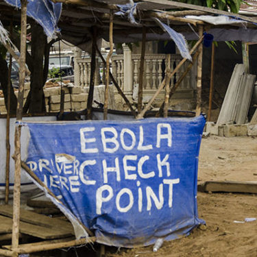 Ebola causing more concern than Covid-19 in west Africa