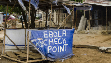 Ebola Check Point