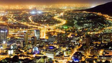 Accra-Ghana-skyline-night