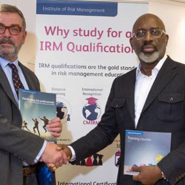 IRM names new training provider for Nigeria