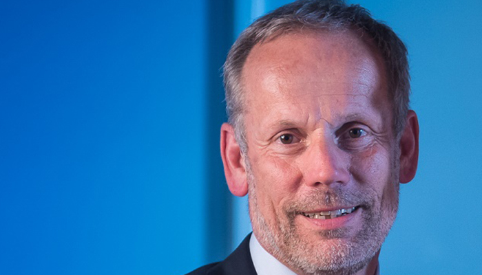 Adri van der Waart, Narim president and corporate insurance manager at Arcadis