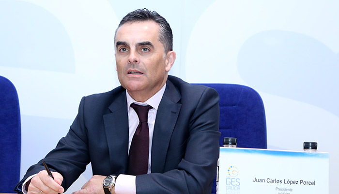 Juan Carlos López Porcel, president of Spanish risk management association AGERS