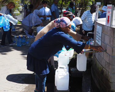 Twin risks of electricity outages and water shortages threaten South African business