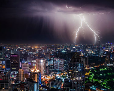 AIR launches new thunderstorm model for Europe