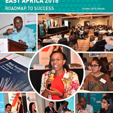 Risk Frontiers East Africa 2018: Conference report